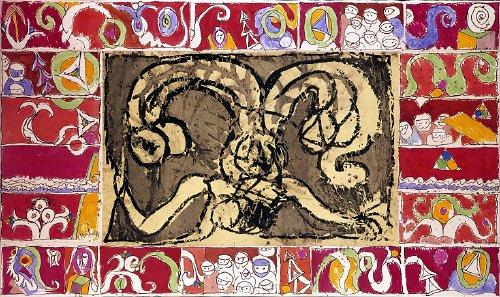Ordre binchois de l 39 apertintaille voir le sujet for Alechinsky oeuvres