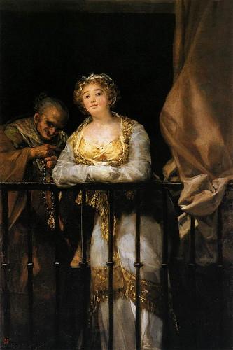 Goya, l'art et l'Histoire :