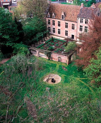 Maison d'Erasme - Erasmushuis