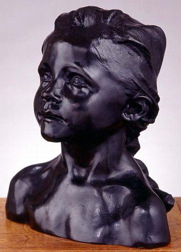 Camille Claudel, la petite chatelaine