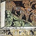 Pierre alechinsky oeuvres exporevue artistes sur ecran for Alechinsky oeuvres