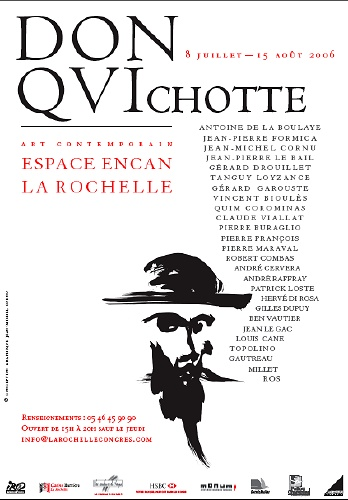 affiche Don Quichotte